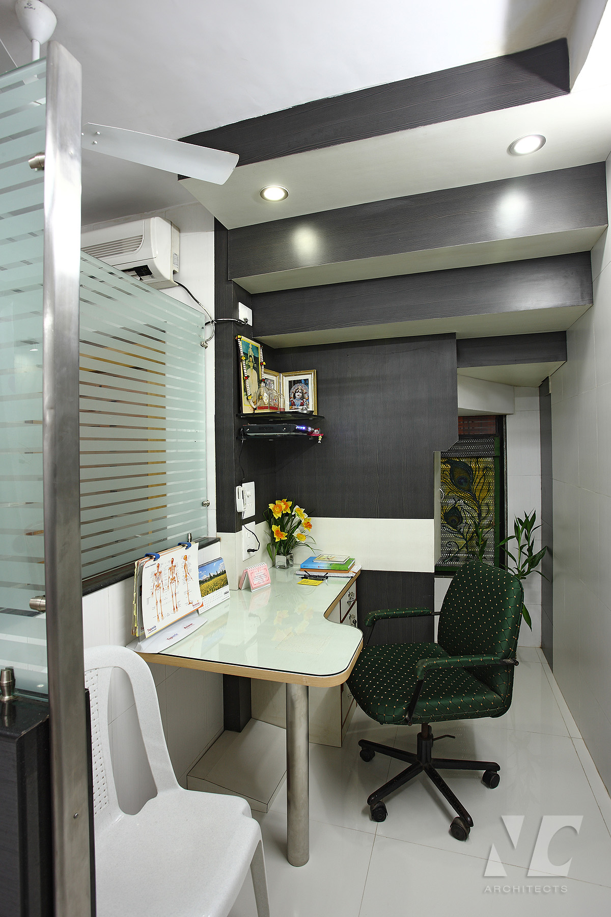 Portfolio Interior Design Commercial Projects NC Architects